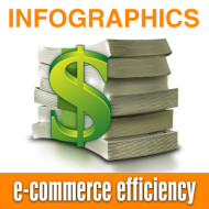 INFOGRAPHICS: E-commerce Efficiency Cycle